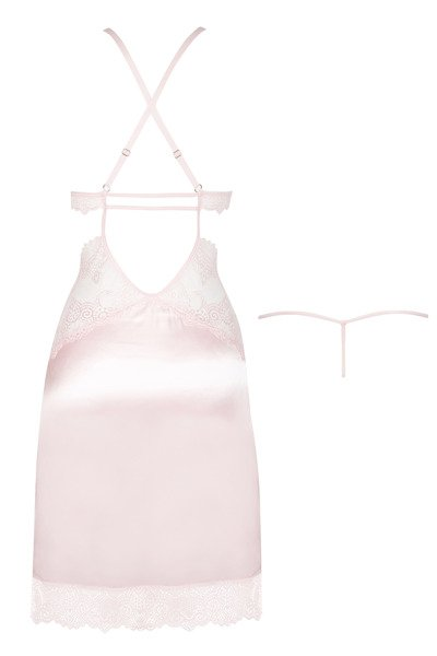Adelaide chemise pink