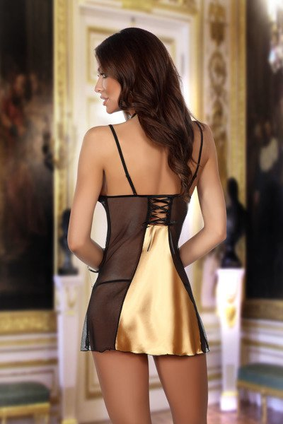 Michele chemise gold