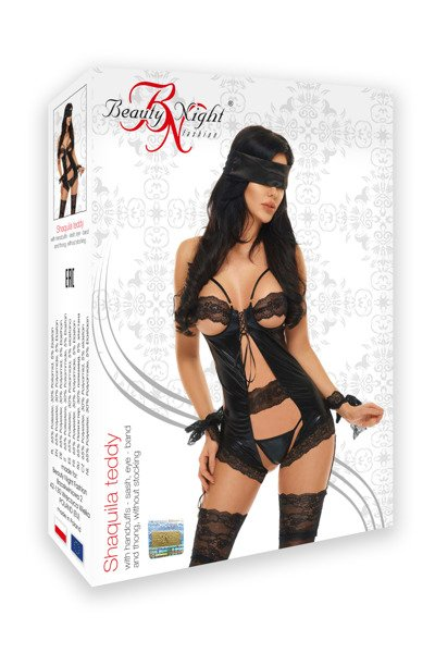 Shaquila teddy (4pc set)